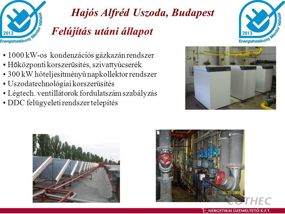Hajós Alfréd Uszoda, Budapest