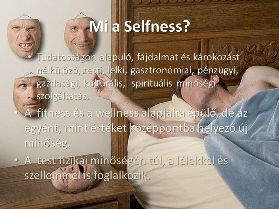 Mi a Selfness