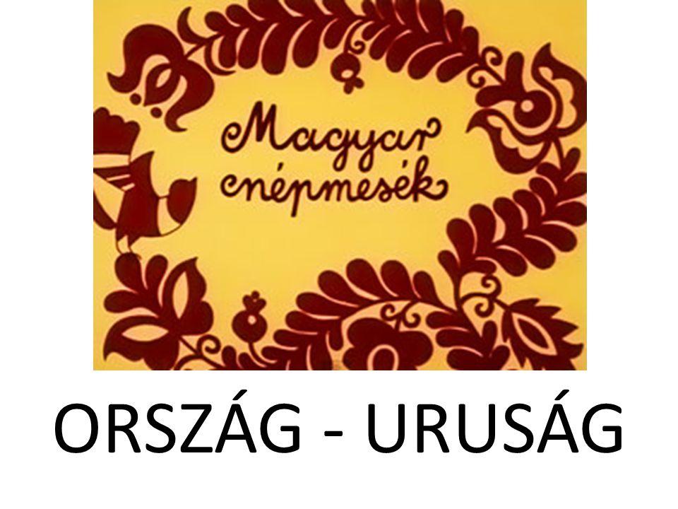 ORSZÁG - URUSÁG