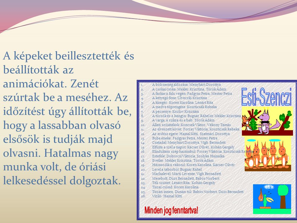 Esti-Szenczi Esti-Szenczi