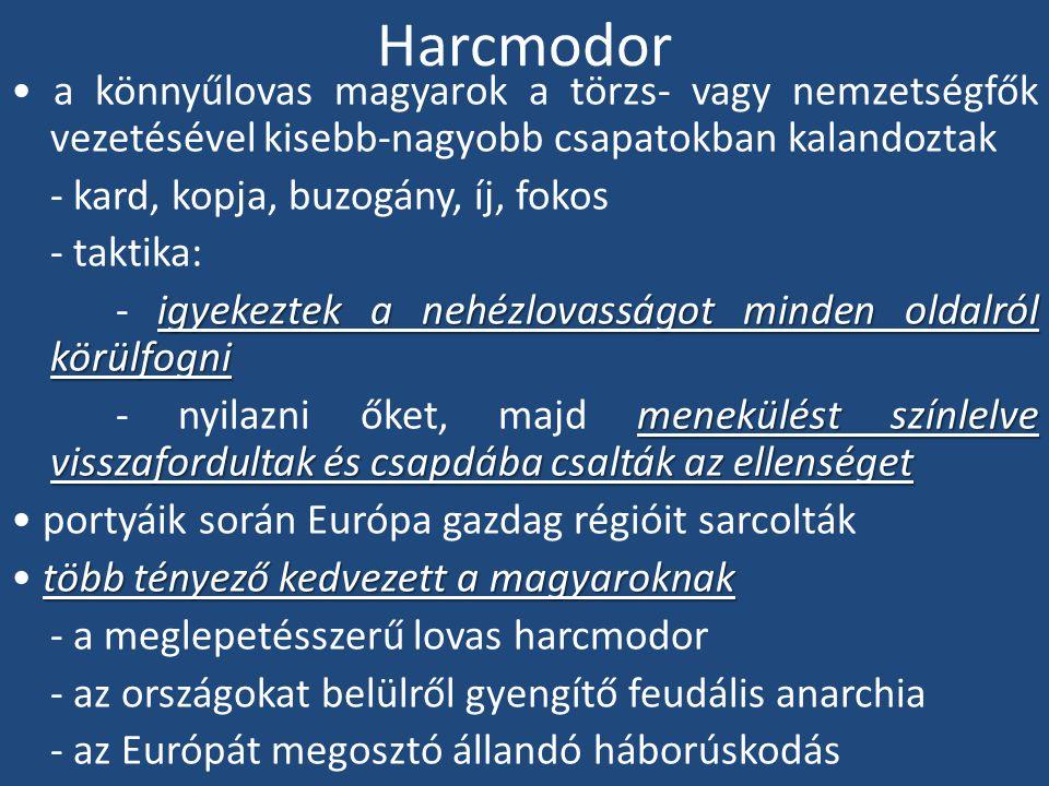 Harcmodor