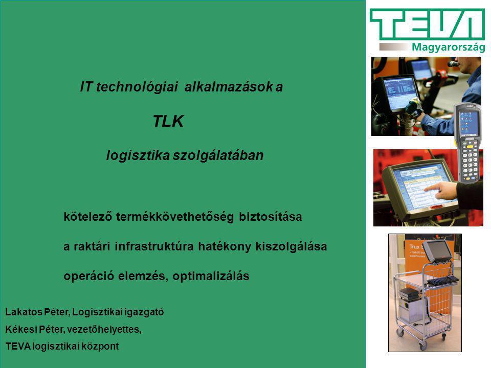 IT technológiai alkalmazások a