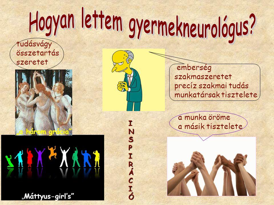 Hogyan lettem gyermekneurológus