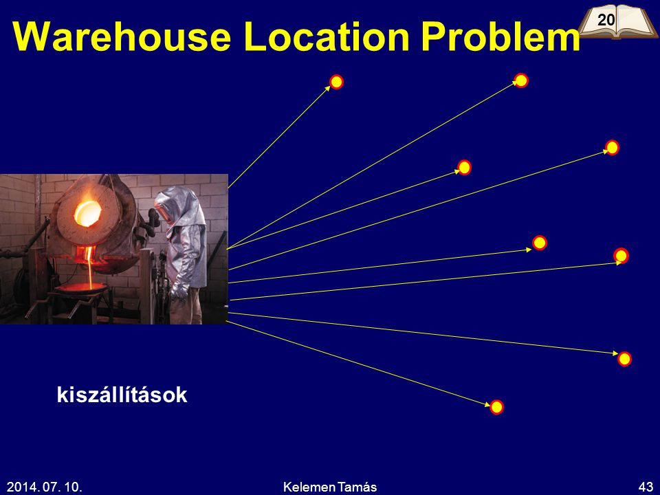 Warehouse Location Problem