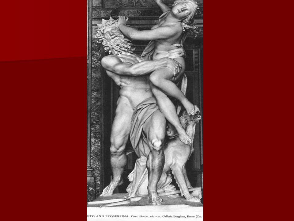 Bernini: Persephoné elrablása