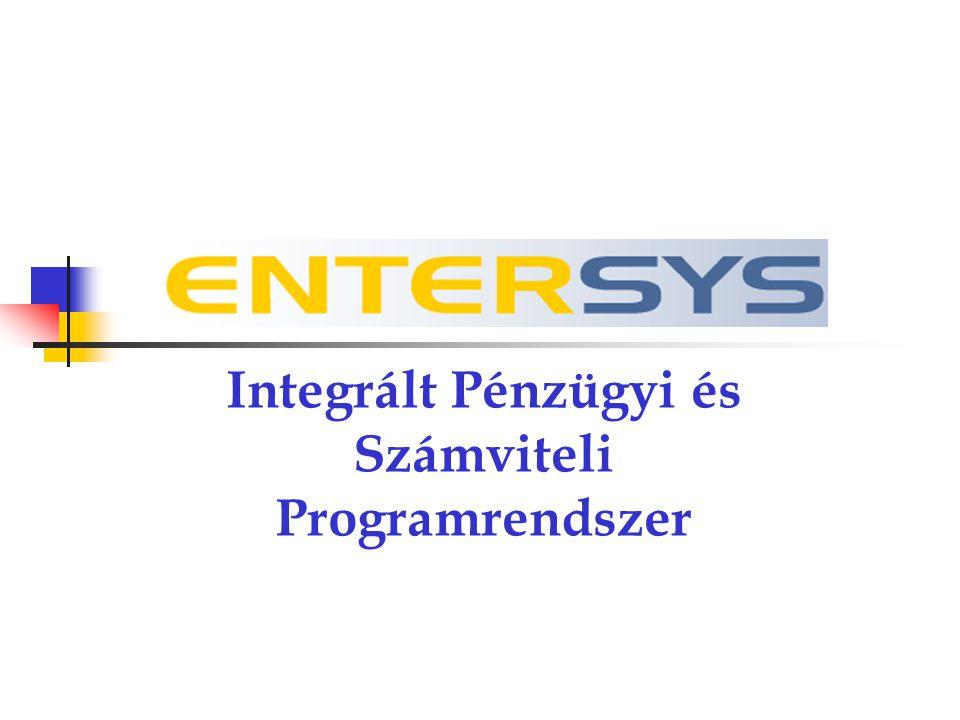 Integrált Pénzügyi és Számviteli Programrendszer