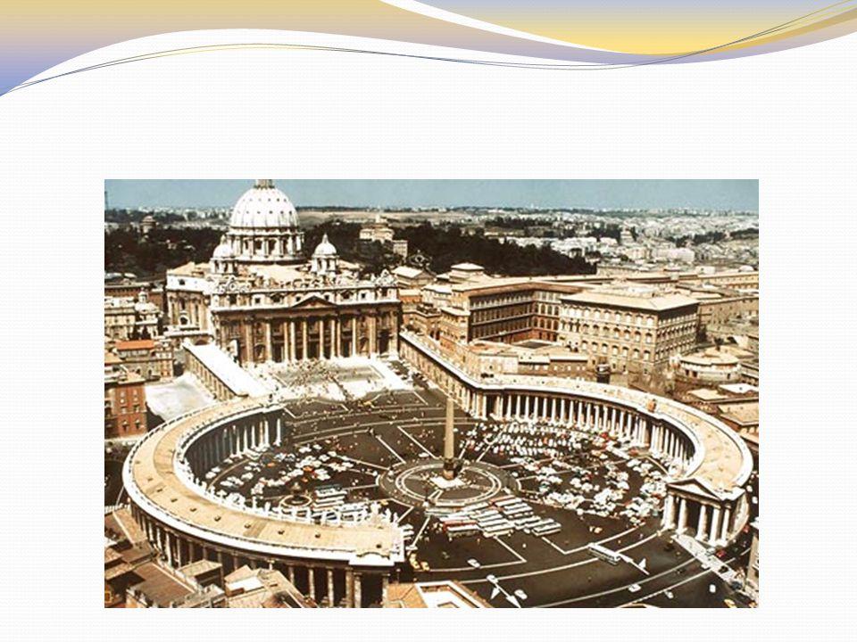 Az itáliai barokk legsajátosabb, a fejlődést döntően meghatározó nagy alkotásai többségükben centrális terek.
