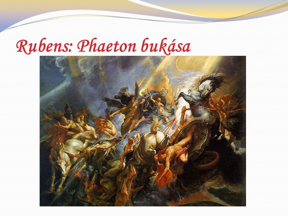 Rubens: Phaeton bukása