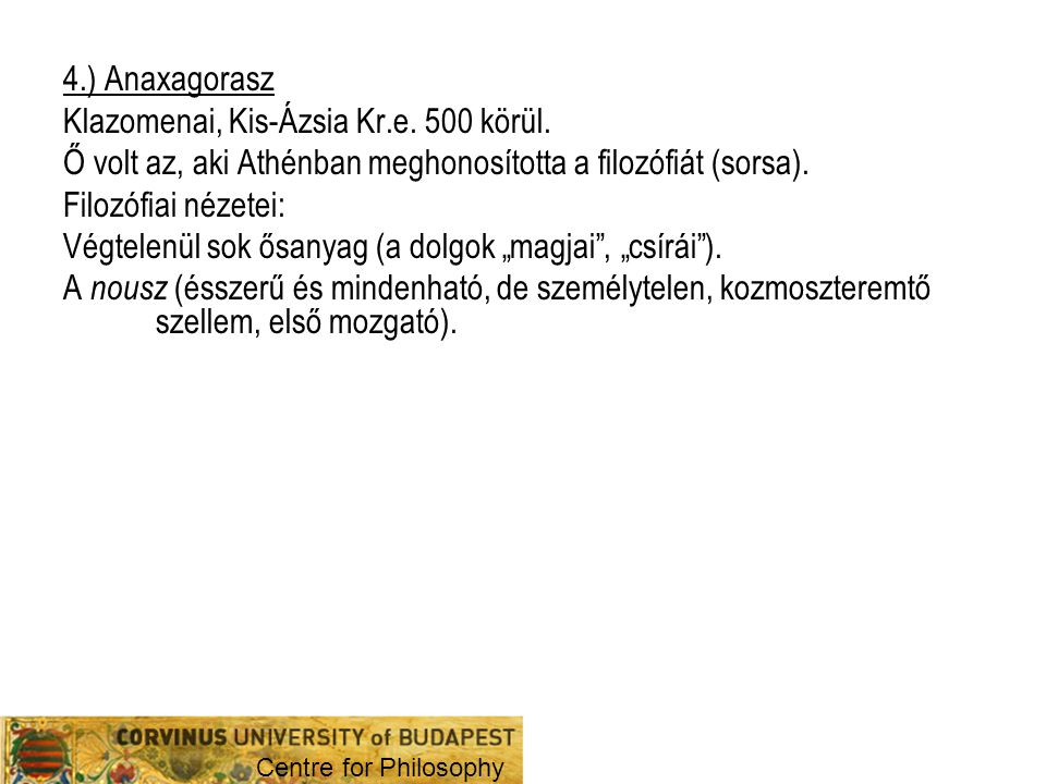 Klazomenai, Kis-Ázsia Kr.e. 500 körül.