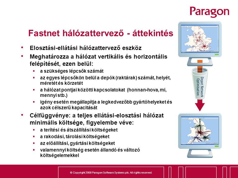 Fastnet hálózattervező - áttekintés