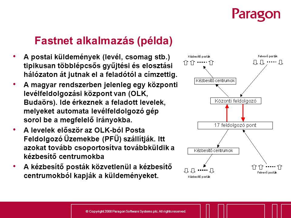 Fastnet alkalmazás (példa)