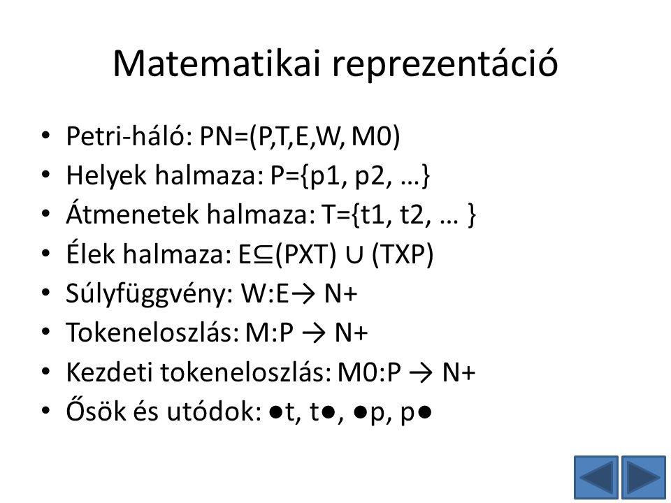 Matematikai reprezentáció