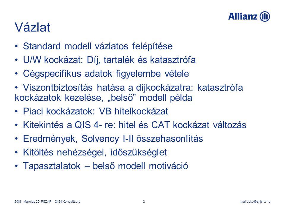 Vázlat Standard modell vázlatos felépítése