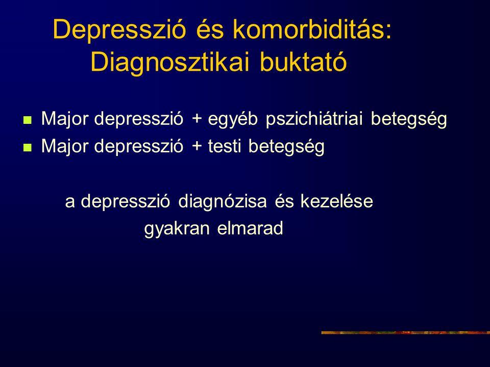 Depresszió és komorbiditás: Diagnosztikai buktató