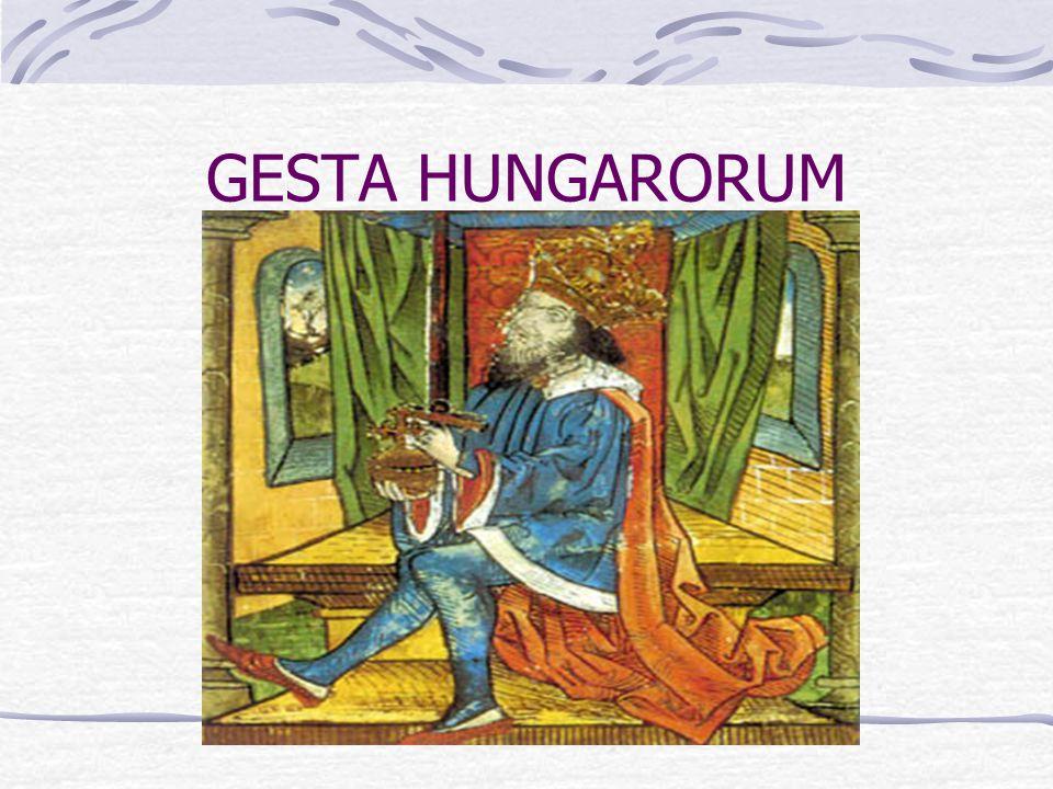GESTA HUNGARORUM