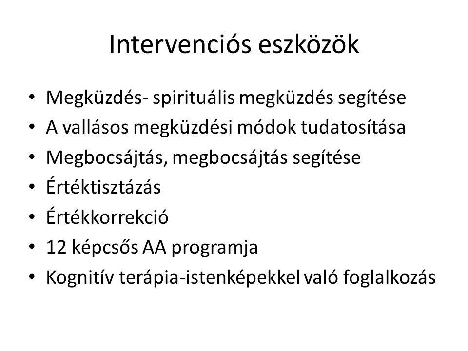 Intervenciós eszközök