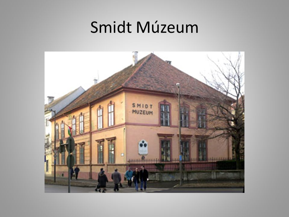 Smidt Múzeum