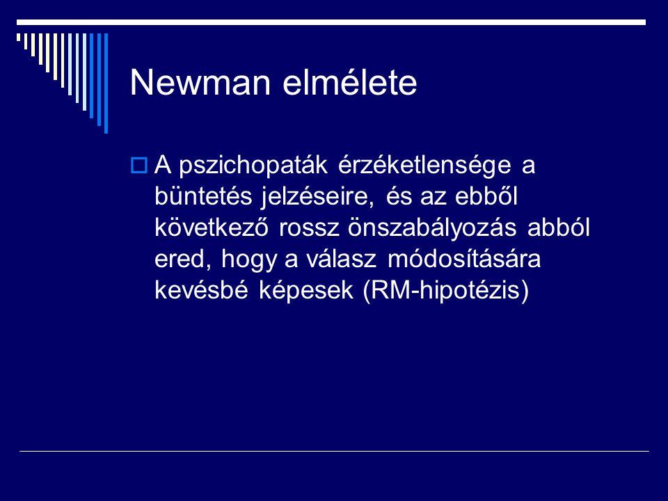 Newman elmélete