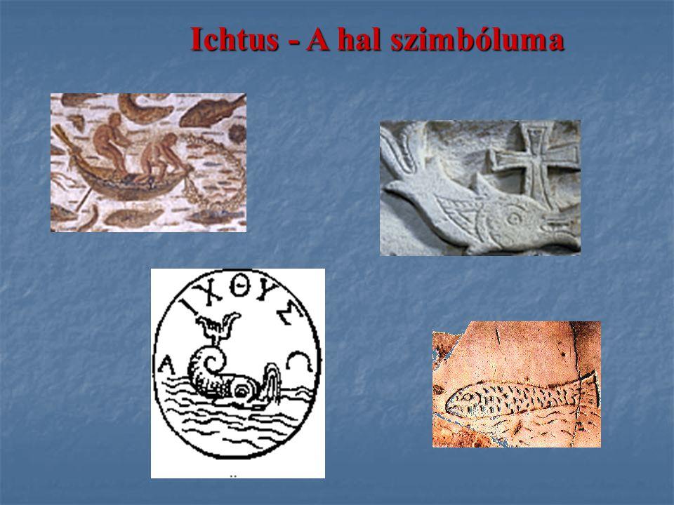Ichtus - A hal szimbóluma