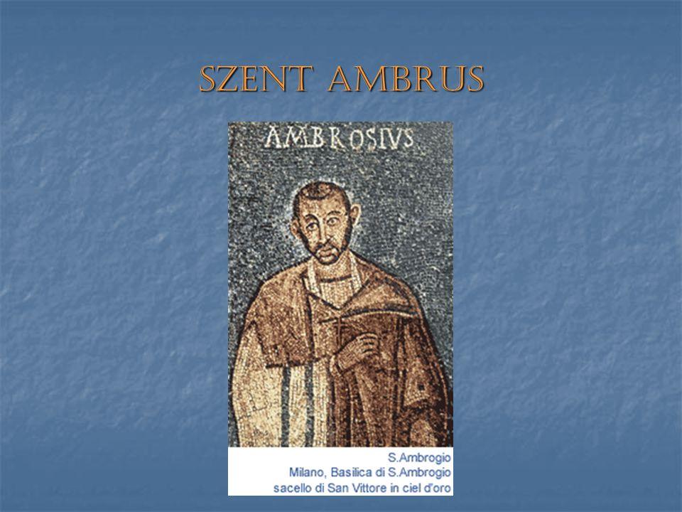 Szent Ambrus