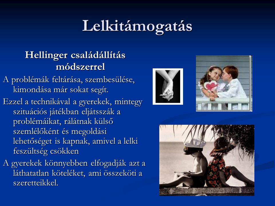 Hellinger családállítás módszerrel