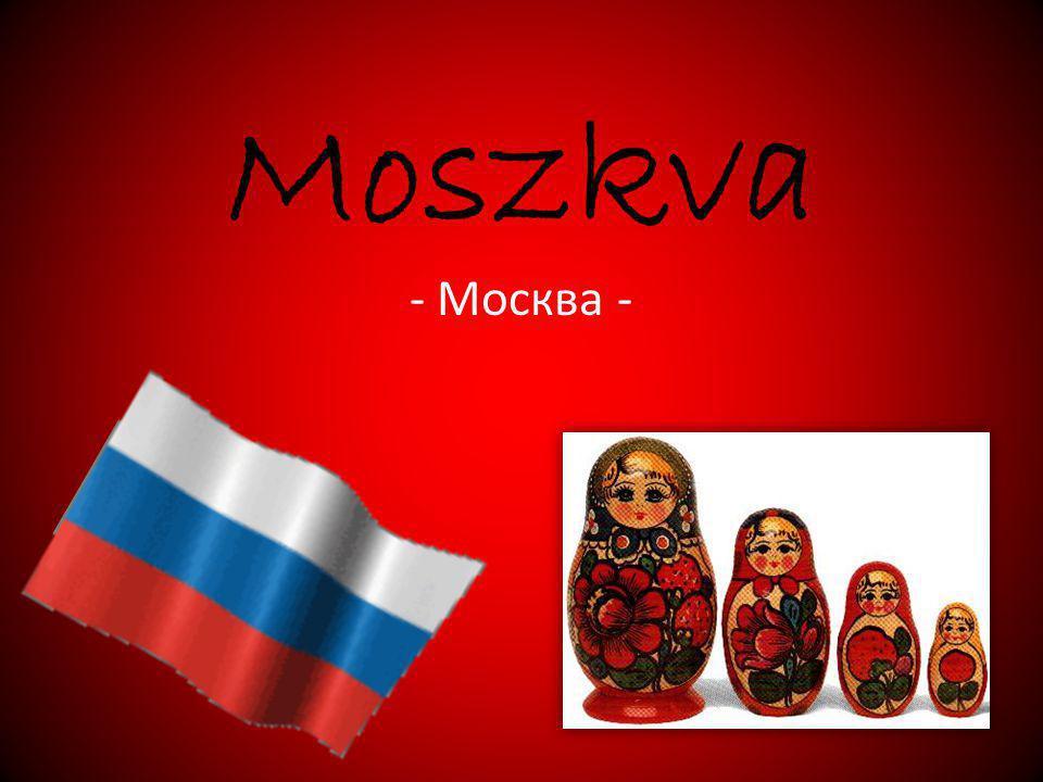 Moszkva - Москва -