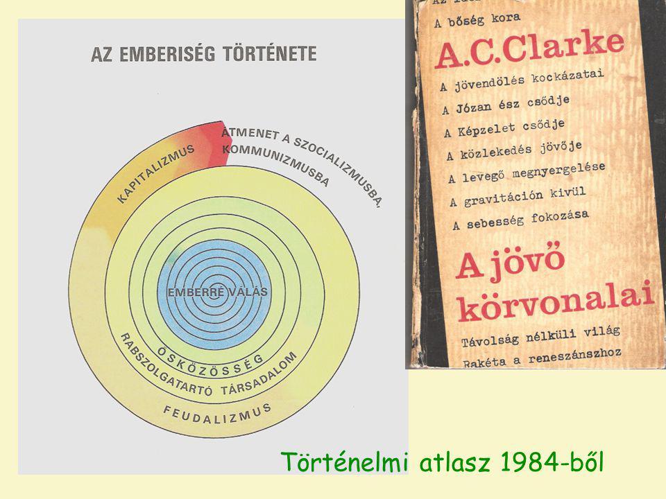 Történelmi atlasz 1984-ből