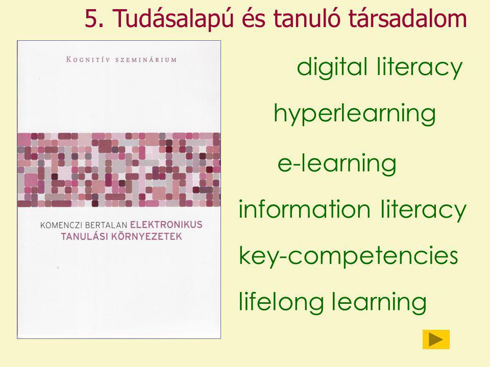5. Tudásalapú és tanuló társadalom