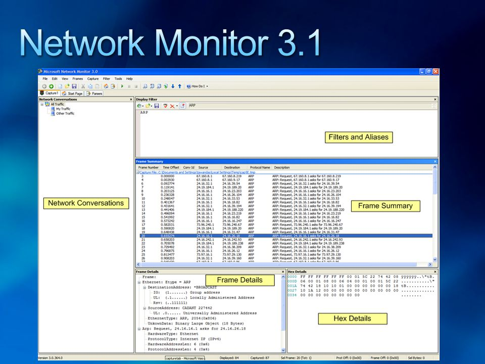 Network Monitor 3.1