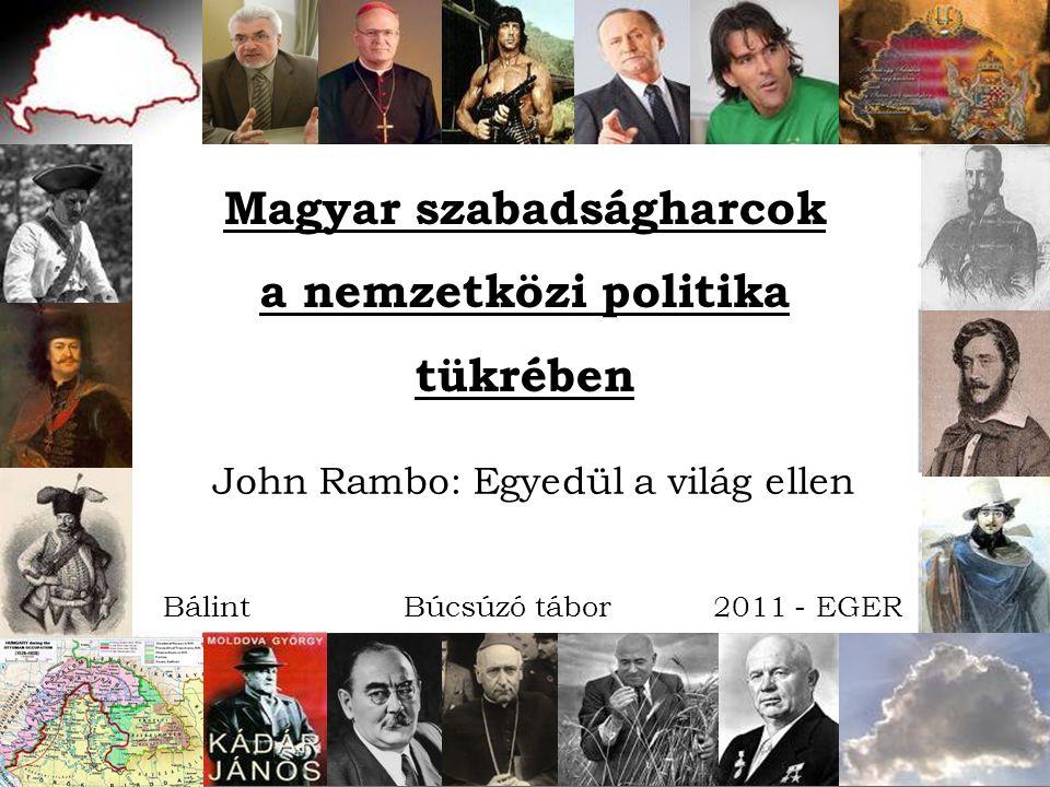 Magyar szabadságharcok