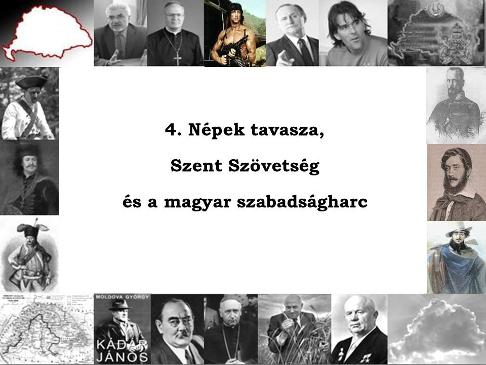 és a magyar szabadságharc