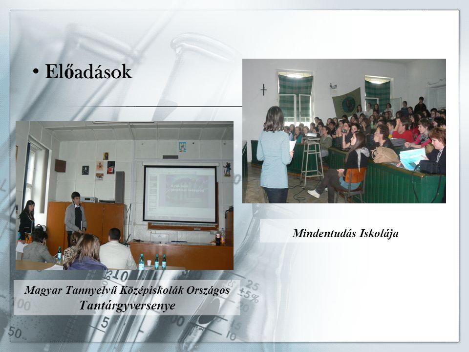 Magyar Tannyelvű Középiskolák Országos Tantárgyversenye