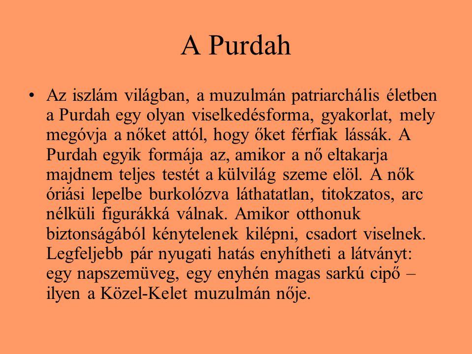 A Purdah