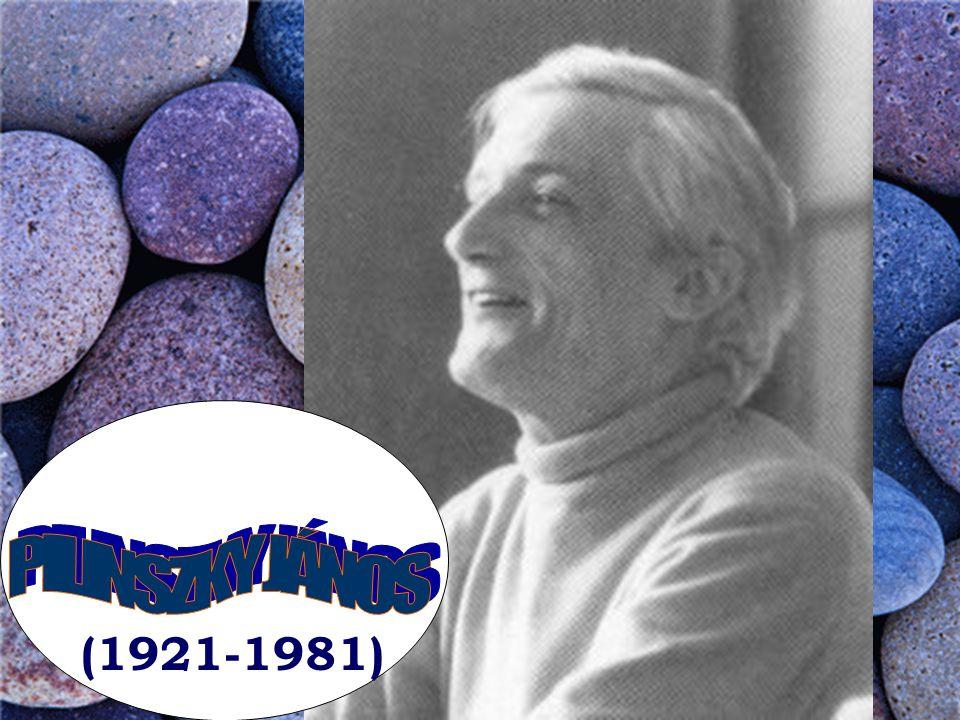 PILINSZKY JÁNOS (1921-1981)