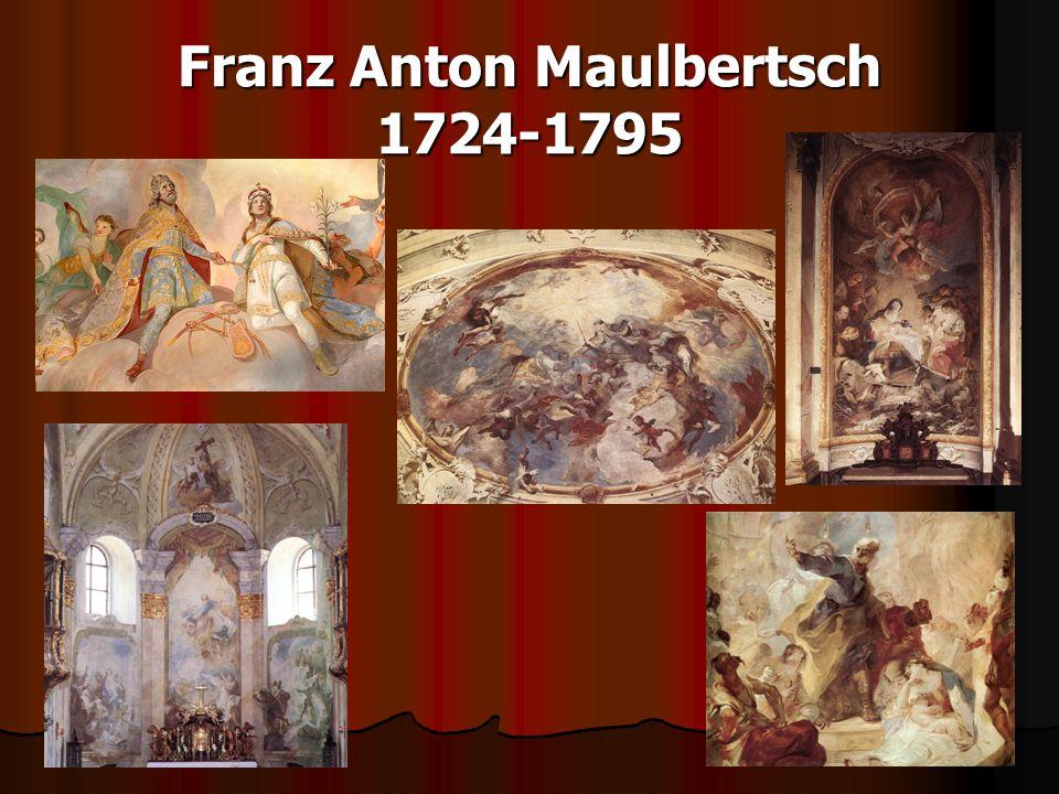 Franz Anton Maulbertsch 1724-1795