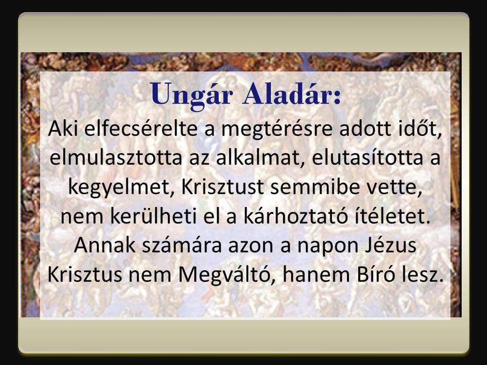 Ungár Aladár: