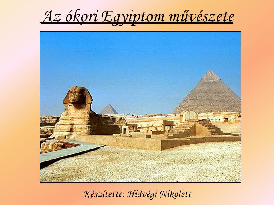 Az ókori Egyiptom művészete