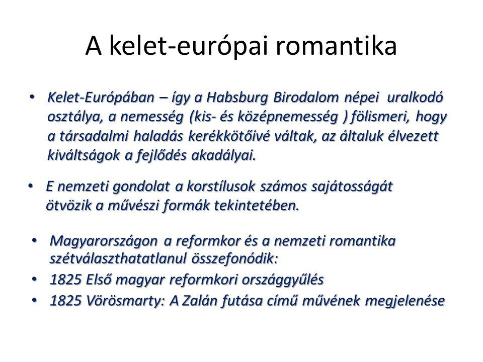 A kelet-európai romantika