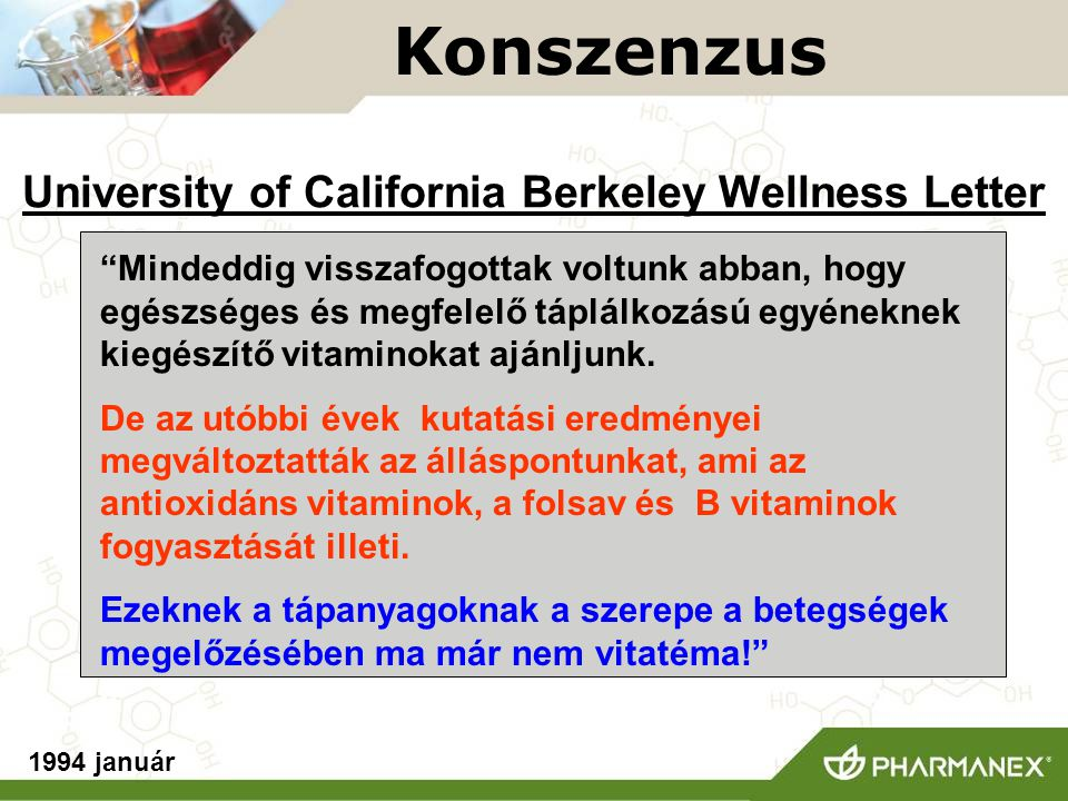 University of California Berkeley Wellness Letter