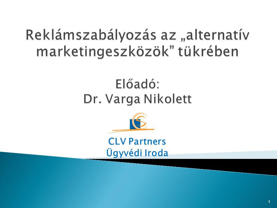 CLV Partners Ügyvédi Iroda