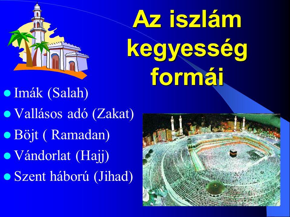 Az iszlám kegyesség formái