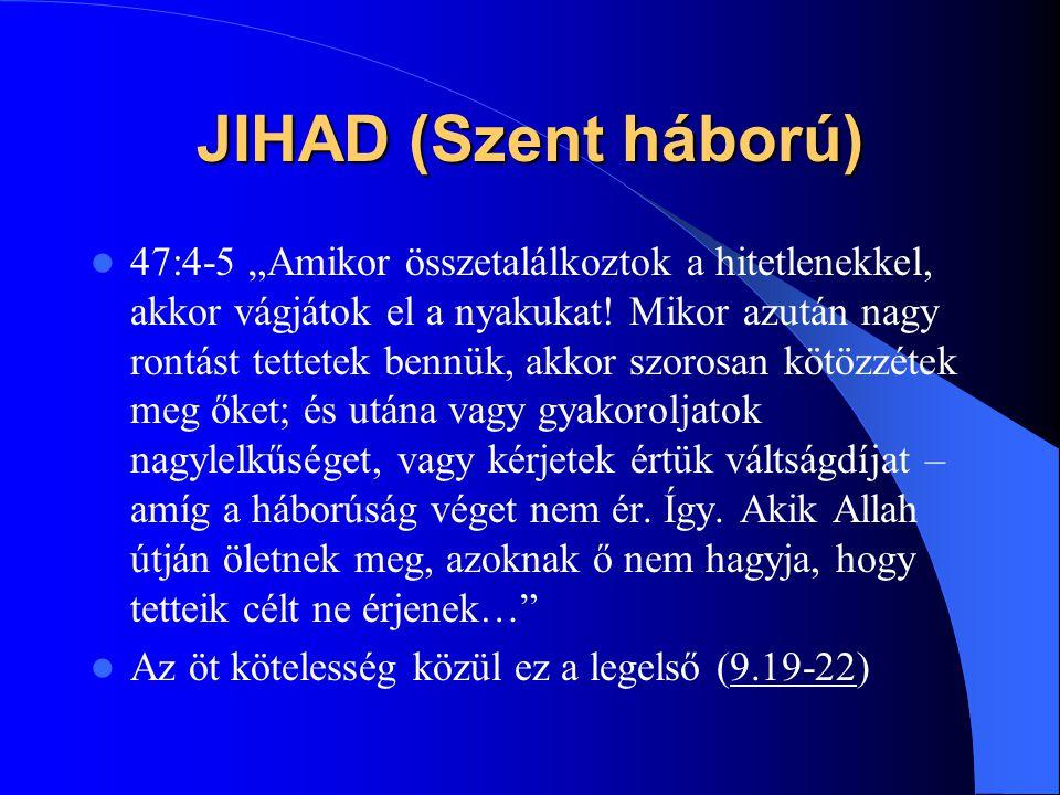JIHAD (Szent háború)