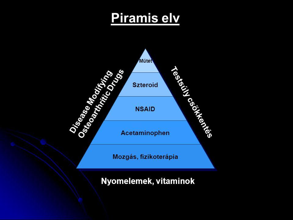 Piramis elv Disease Modifying Osteoarthritic Drugs Testsúly csökkentés