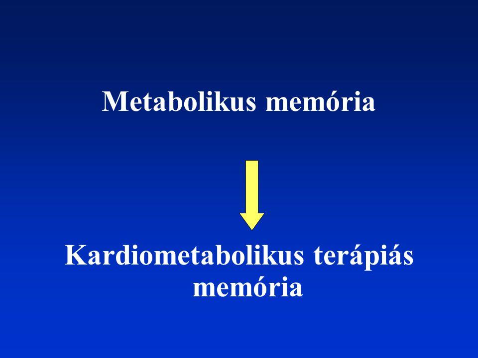 Kardiometabolikus terápiás memória