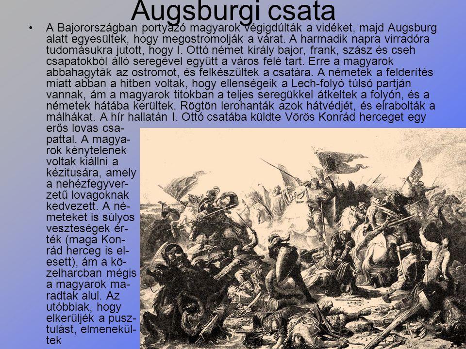 Augsburgi csata