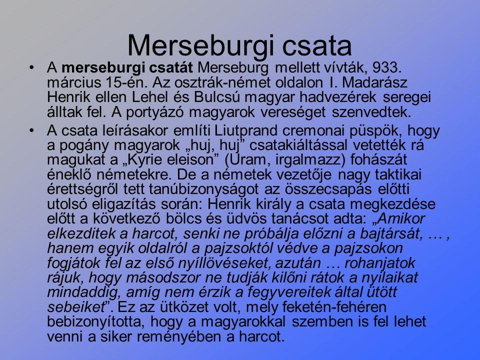 Merseburgi csata