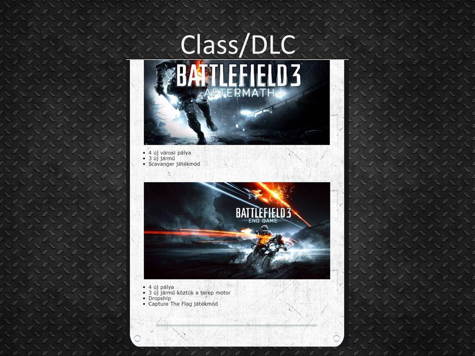 Class/DLC