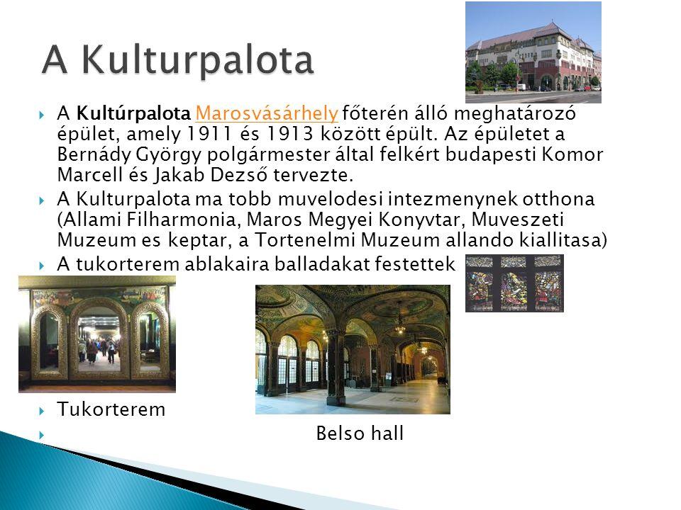 A Kulturpalota