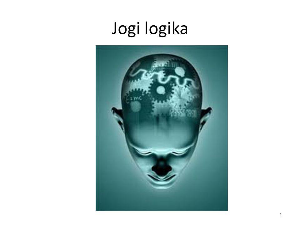 Jogi logika