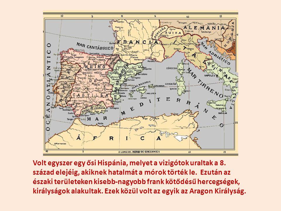 Volt egyszer egy ősi Hispánia, melyet a vizigótok uraltak a 8